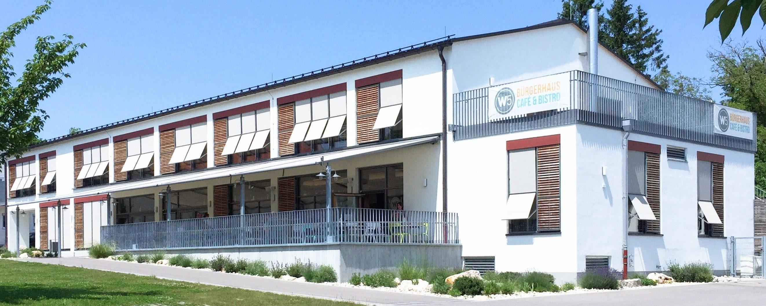 W5-Bürgerhaus in Schönbrunn